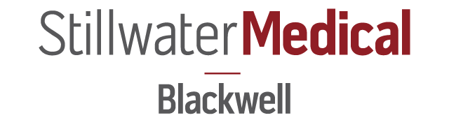 Stillwater Medical - Blackwell Logo